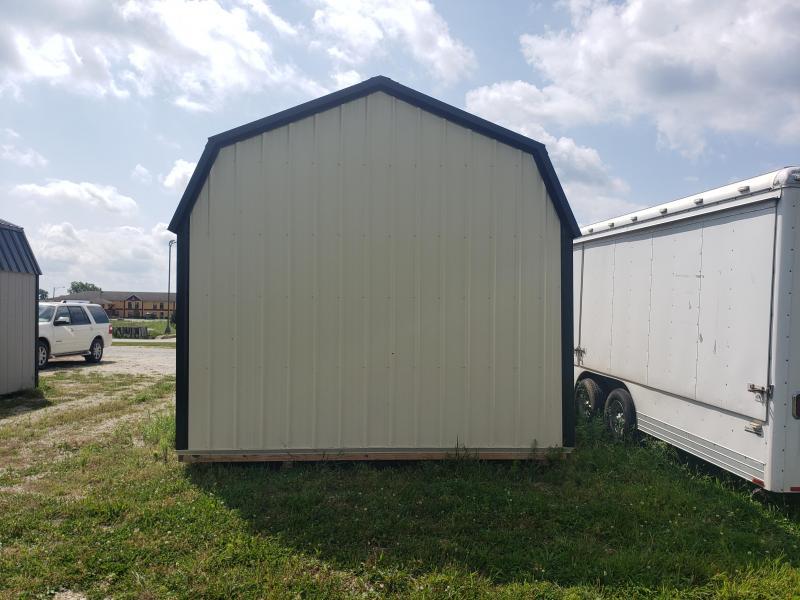 2021 Amish Built Loft Barn Garage                               12 x 20