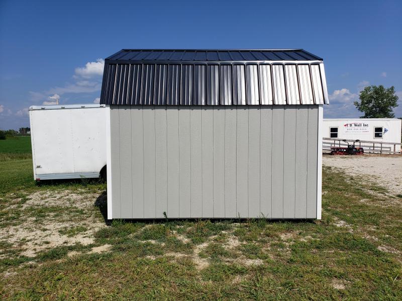 2021 Amish Built Loft Barn                                                       10 x 12