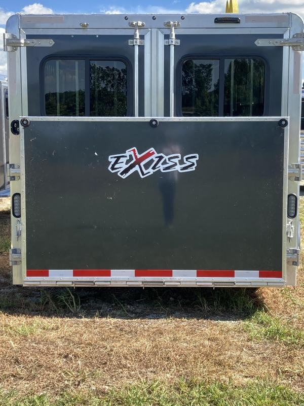 2021 Exiss Trailers Exiss Exhibitor 720 W BP Livestock Trailer
