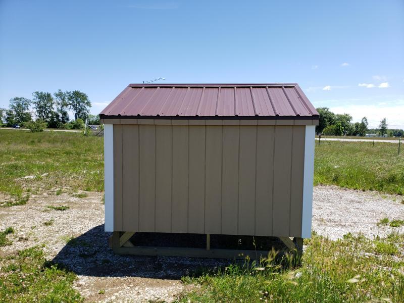 2021 Amish Backyard Structures Chicken Coop