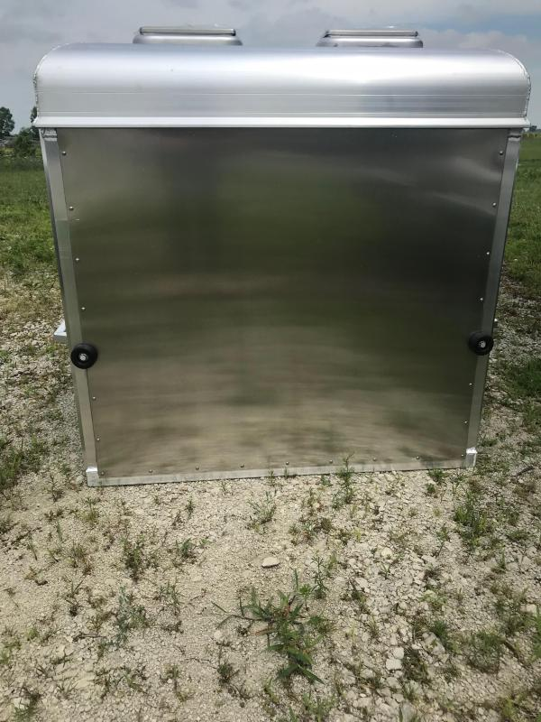 2020 Exiss Livestock Truck Box