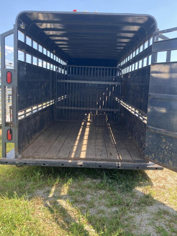 2004 Other Stock Trailer Livestock Trailer