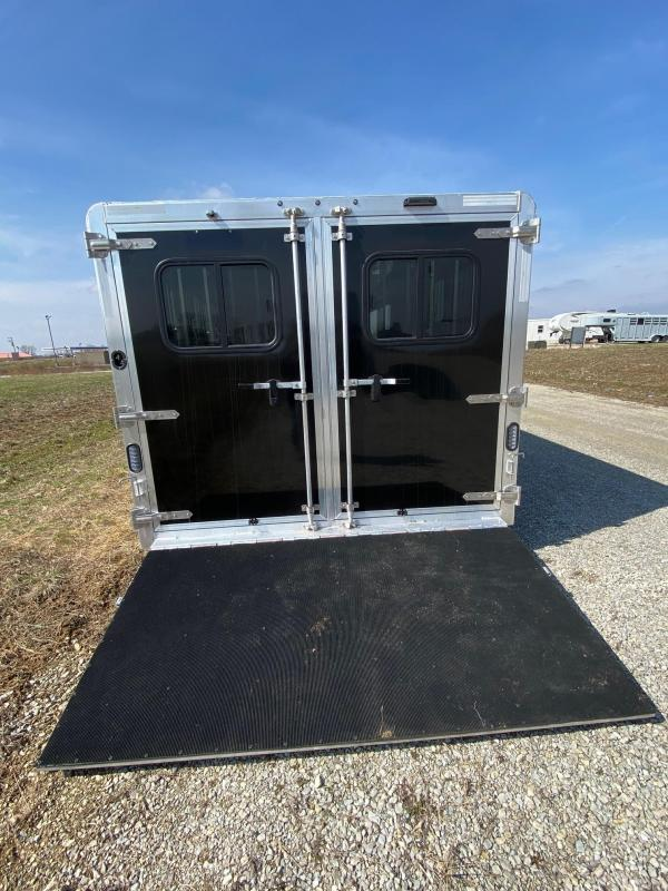2021 Exiss Exhibitor 8026 Livestock Trailer 10 Pen