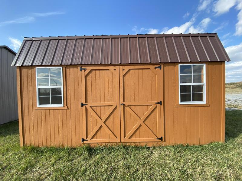 2019 10x16 Side Lofted Barn