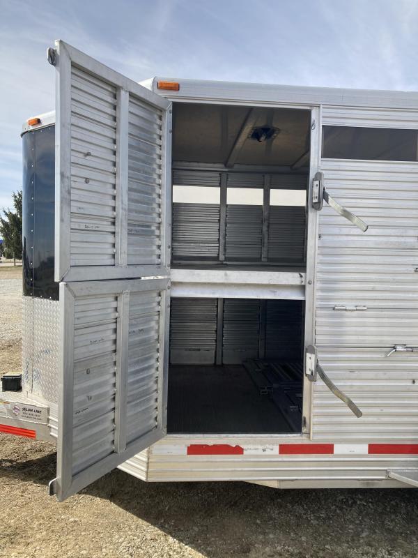 2011 Alum-Line Trailers Livestock Livestock Trailer
