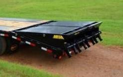 2020 Big Tex Trailers 22GN-28+5MR Equipment Trailer