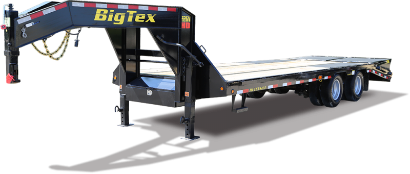 2019 22GN 30+5 BIG TEX GOOSENECK TRAILER