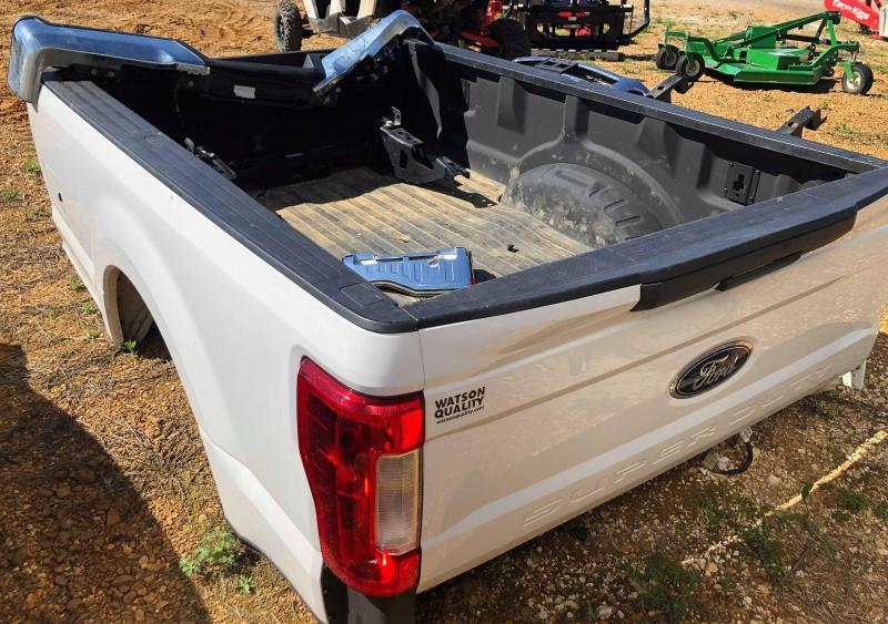 2016 FORD SW LWB TRUCK BED