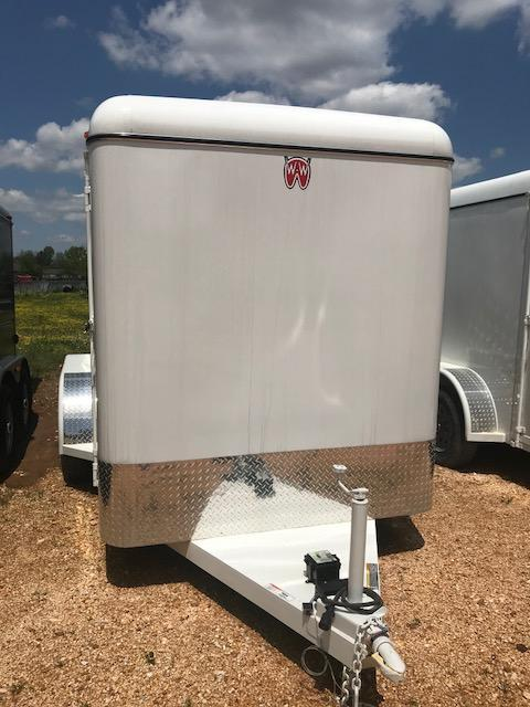 2017 W-W Trailer CC 14X6 (2-3500) Enclosed Cargo Trailer