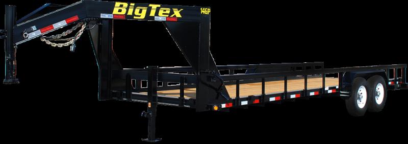 14GP-24 Big Tex Equipment Trailer