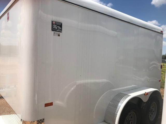 2017 W-W Trailer CC 12X6 (2-3500) Enclosed Cargo Trailer