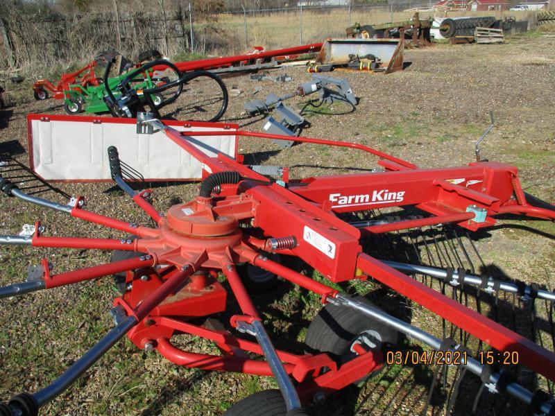 2020 Farm King ROSS ROTARY RAKE Attachment
