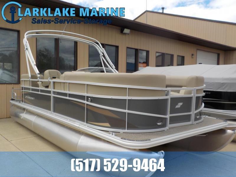 2021 Starcraft LX 20 R Pontoon Boat