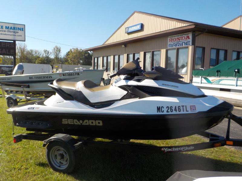 2012 Sea-Doo/BRP GTX 155 PWC (Personal Watercraft)