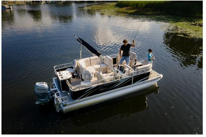 2021 Qwest LE 820 XRE Cruise Pontoon Boat