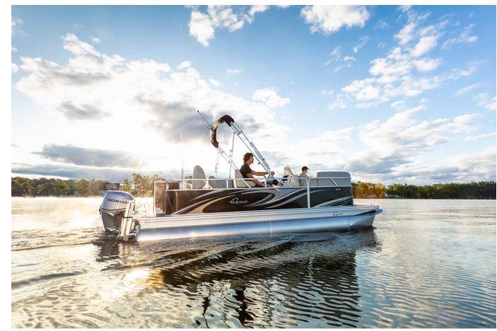 2021 Qwest LE 820 XRE Cruise Pontoon Boat