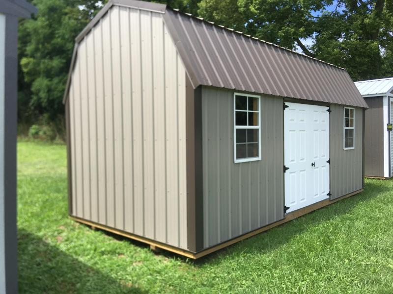 2020 Premier Portable Side Lofted Barn 10 x 20