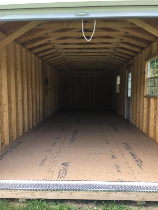2020 Premier Urethane Portable Garage 12x32
