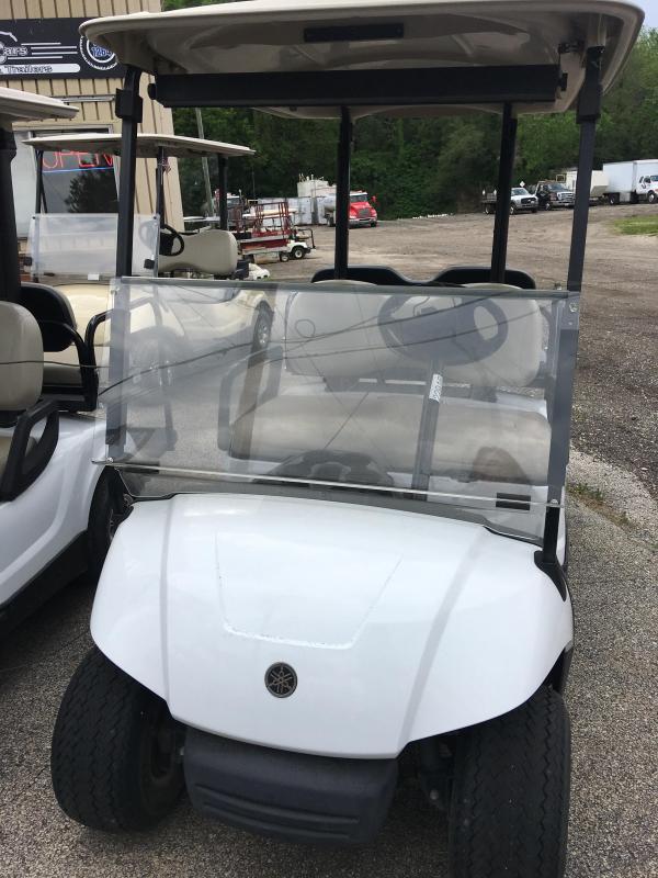 2012 Yamaha YDRA 4 Seat Golf Cart Gas Carbureted