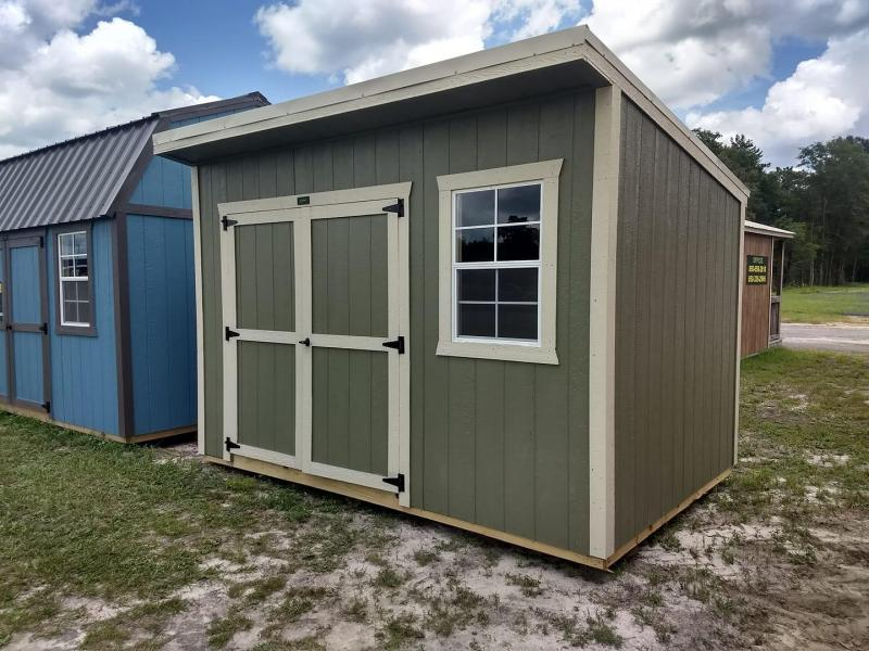 2020 Premier Cottage Shed