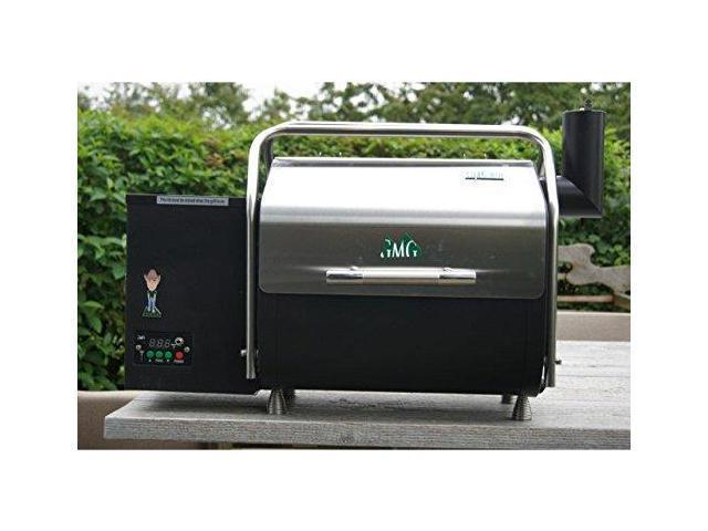 Green Mountain Davey Crockett Prime Wifi Grill
