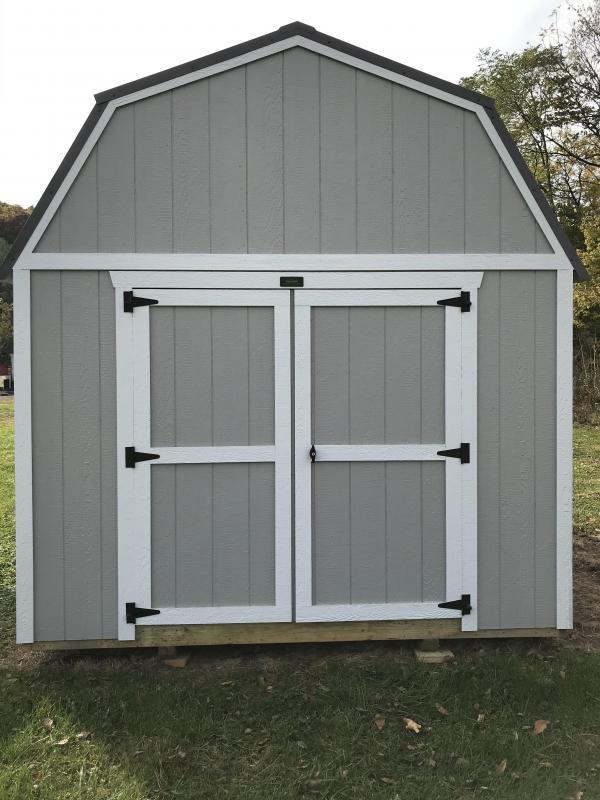 2020 Premier 10x16 Lofted Barn