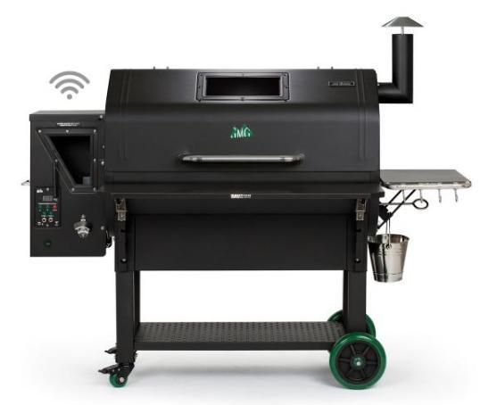 Green Mountain Jim Bowie WiFi Prime Plus Grill