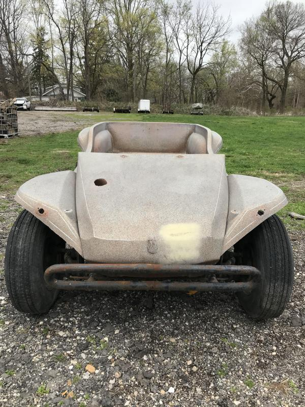 1961 Volkswagen Dune Buggy Car