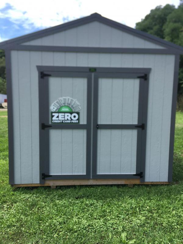 2020 Premier Portable Urethane Utility Shed 10x12