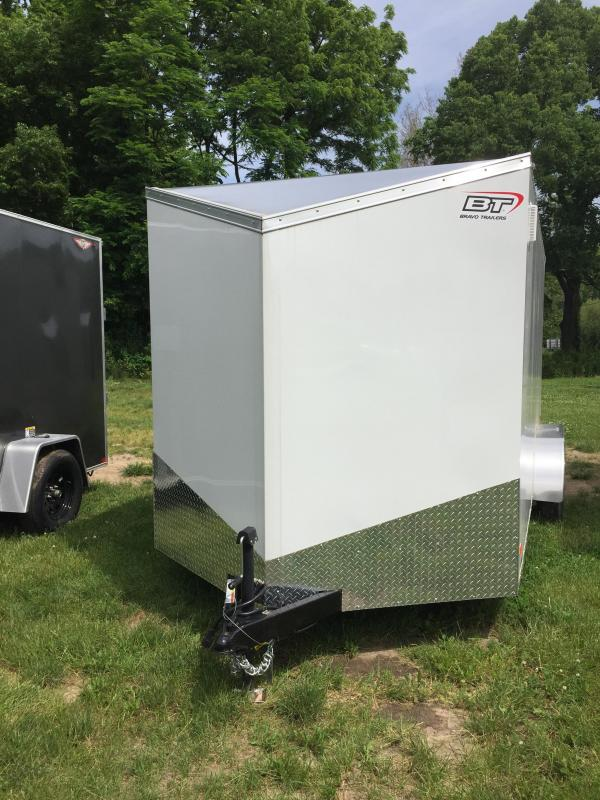 2020 Bravo Trailers Sc716ta2 Enclosed Cargo Trailer Cadys Cars Golf Carts And Trailers In Peoria Heights Illinois Golf Cars Utility Trailers Dump Trailers And Equipment Flatbed Trailers