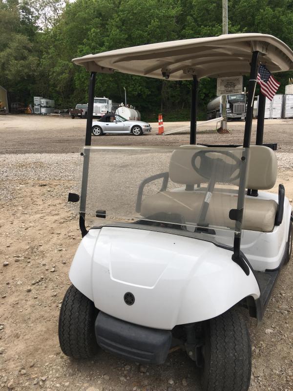 2012 Yamaha YDRA 2 Seat Golf Cart Gas Carbureted