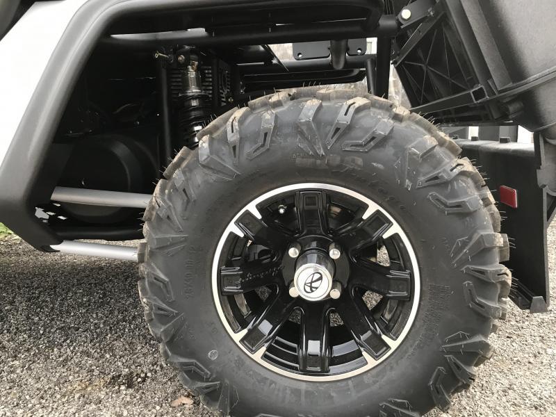 2021 American LandMaster L4 2x4 Utility Side-by-Side (UTV)