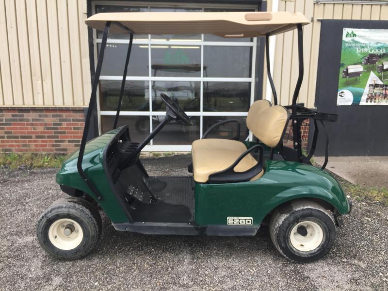 2014 E-Z-GO TXT Fleet Electric Golf Cart