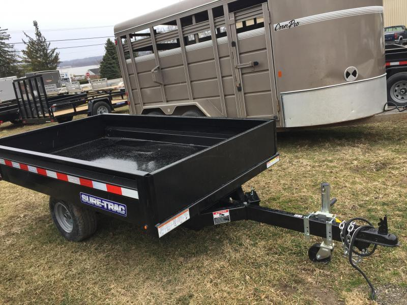 2020 Sure-Trac ST5408D-B Dump Trailer