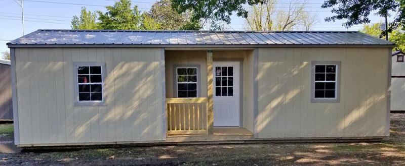 2020 Premier Center Cabin