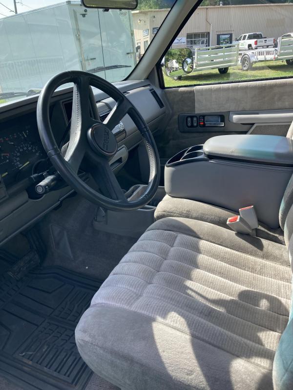 1992 GMC Sierra 1500 Truck
