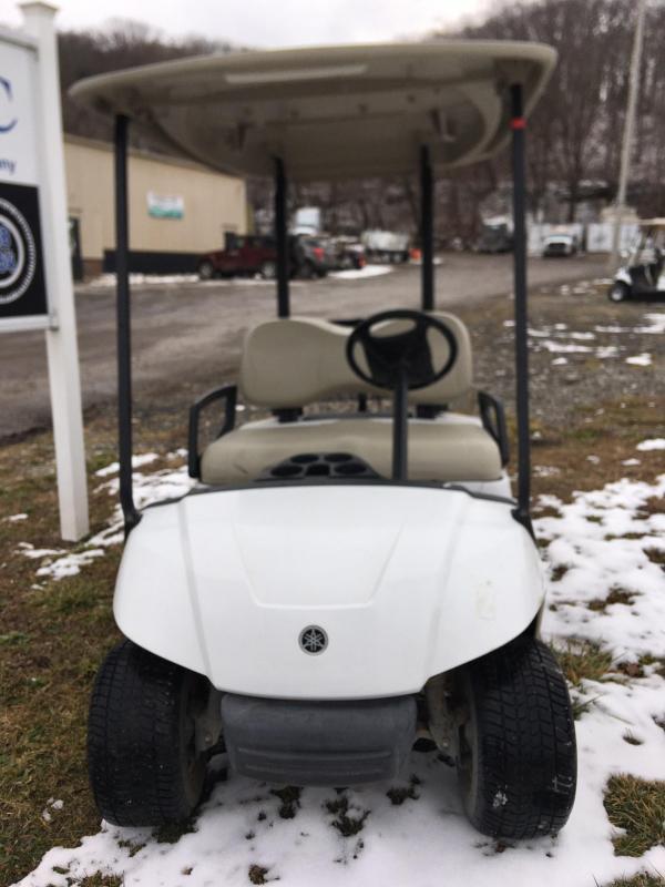 2009 Yamaha YDRAG Drive Golf Cart