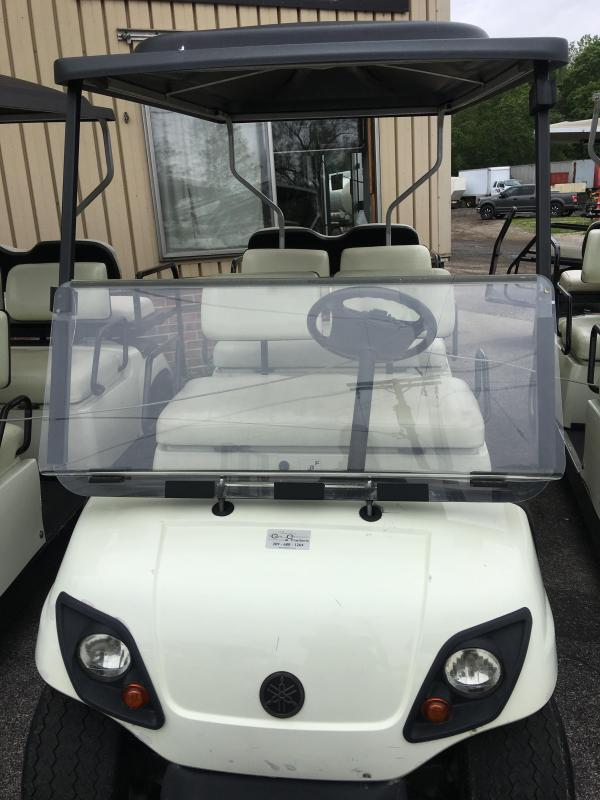 2004 Yamaha G22 6 Seat Golf Cart Gas Carbureted