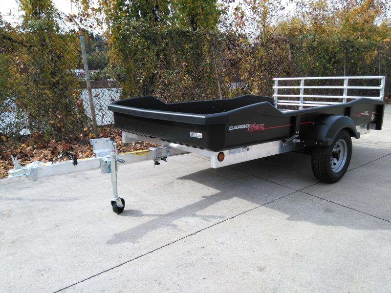 2020 Floe CM 8-57-XRT Polymer Bed Utility Trailer