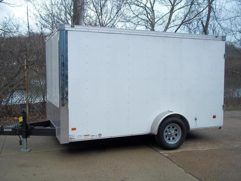 2014 Haulmark KD7X12WS2 Enclosed Cargo Trailer