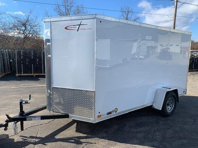 2019 Cross Trailers 6X12 Alpha Series Enclosed Cargo Trailer