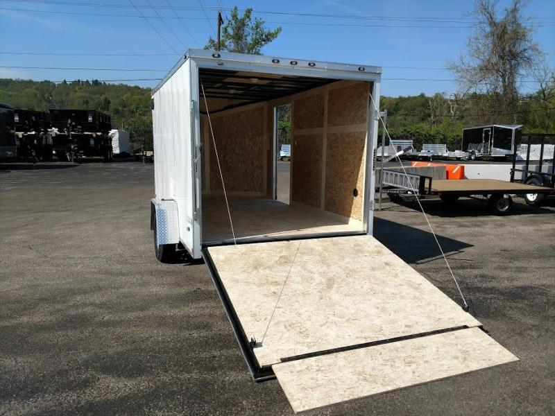 2018 Stealth Trailers Titan Enclosed Cargo Trailer