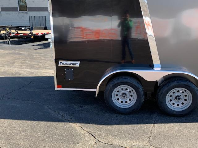 2019 Haulmark 7X14 Transport Enclosed Cargo Trailer