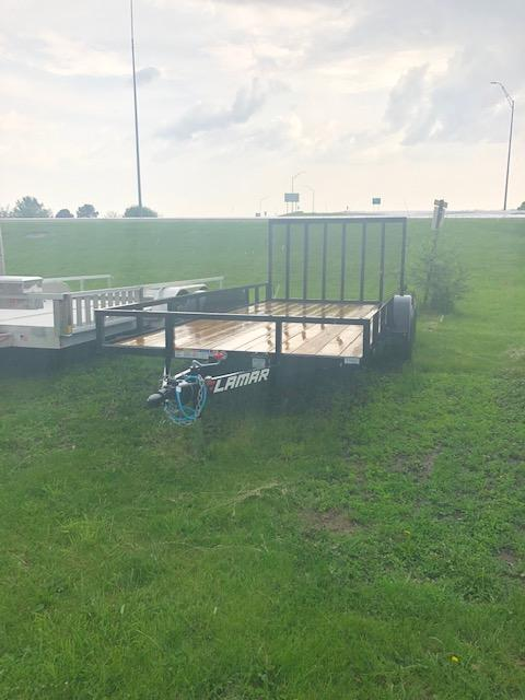 2020 Lamar Trailers Available Utility Trailer