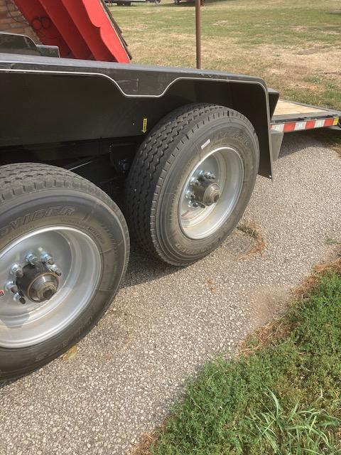 2021 B-B Flatbed Trailer 18 plus 10