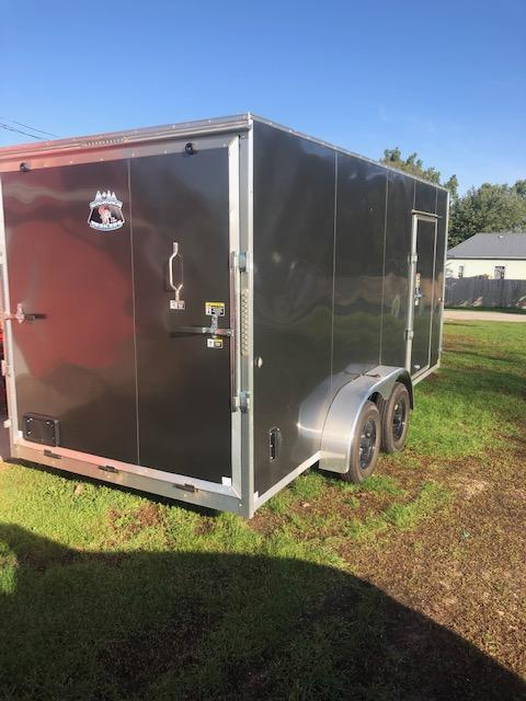 2020 Bighorn Enclosed Cargo Trailers