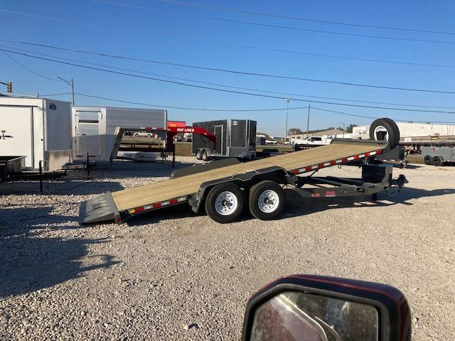 2021 Full Tilt Flatbed Trailer