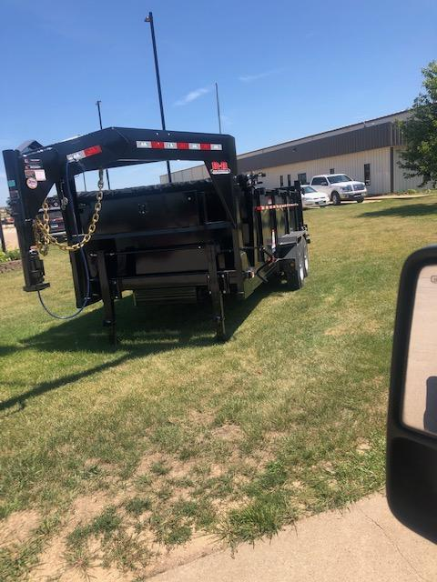 2021 20k Dump Trailer Available