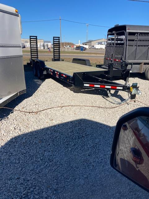 2021 Flatbed Trailers Available