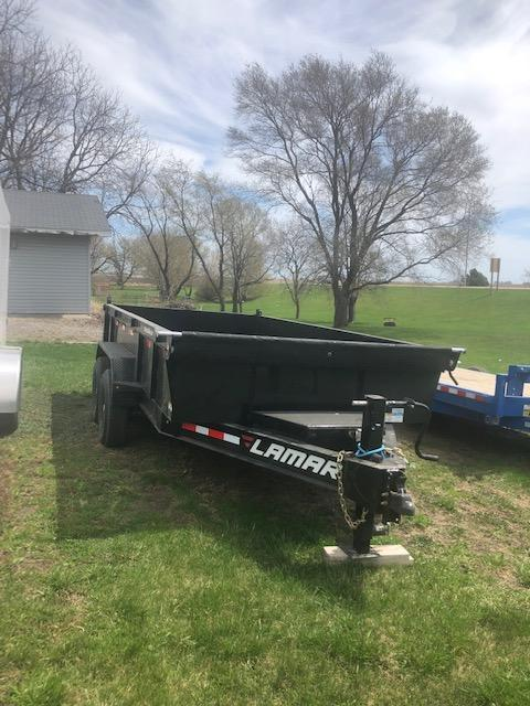 2019 Lamar Trailers Available Dump Trailer